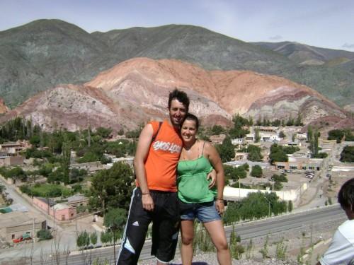 En el 2008 nos fuimos de mochileros al norte