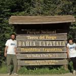 El 01 de enero de 2013 llegamos a Ushuaia