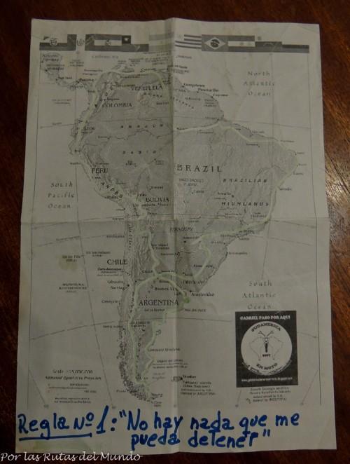 ¡Gracias a este Mapa cambió nuestro rumbo!