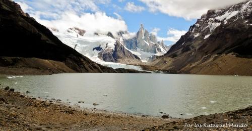Lago Torre y Cerro Torre