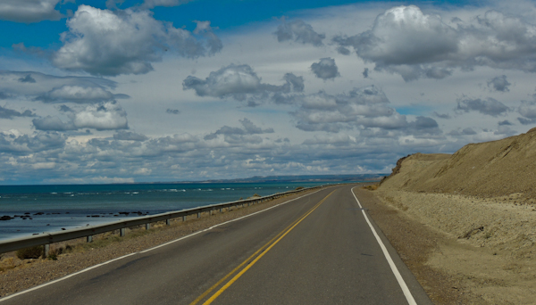 Guía e itinerario para viajar por la Ruta 3 en Santa Cruz