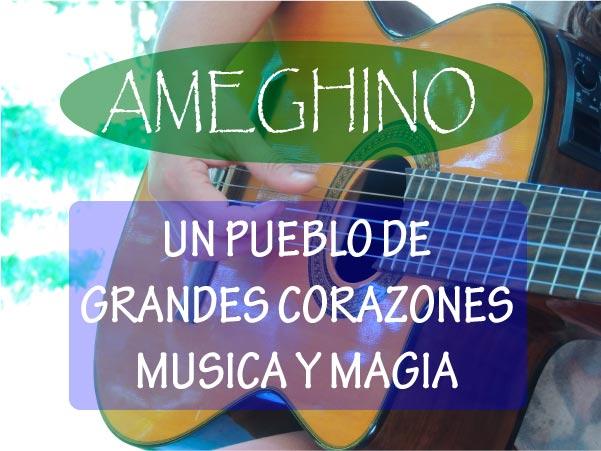 Ameghino, un pueblo de grandes corazones, música y magia