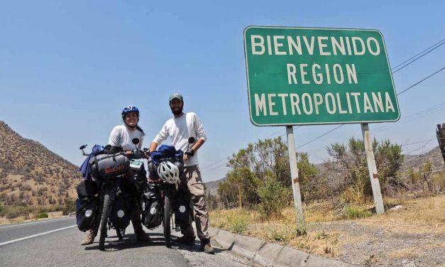 Forasteros en Chile, otra vez