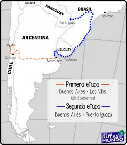 recalculando mapa politico de sudamerica nuevo viaje en bicicleta