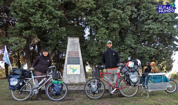 Viajar en bicicleta Uruguay