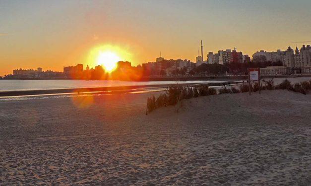 Montevideo y una búsqueda del tesoro diferente