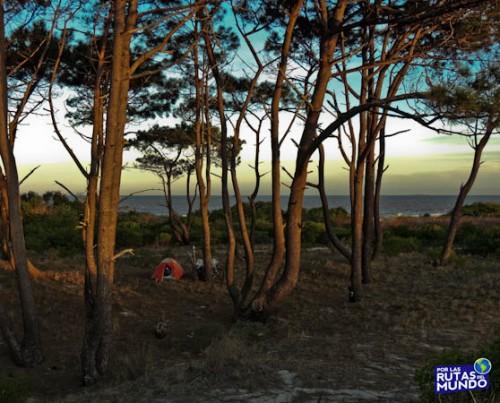 Por las Rutas del Mundo - Viaje en bicicleta- uruguay