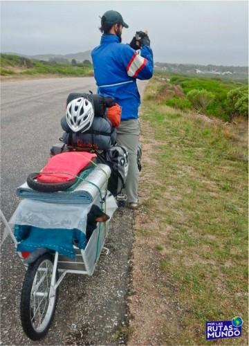 Por las Rutas del Mundo en Bici Piriapolis