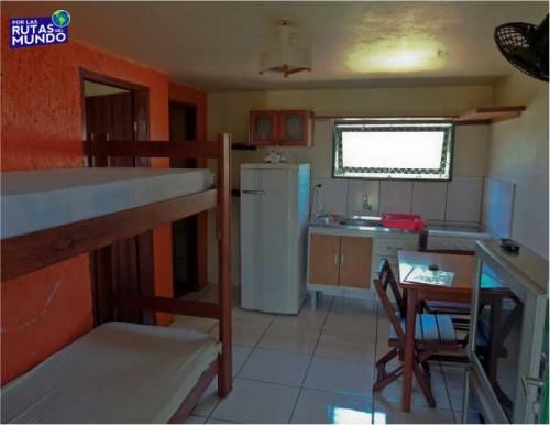 habitacion-living-comedor-pousada-rosa-verde