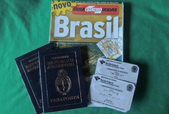 Información util para argentinos que quieran viajar o vivir en Brasil