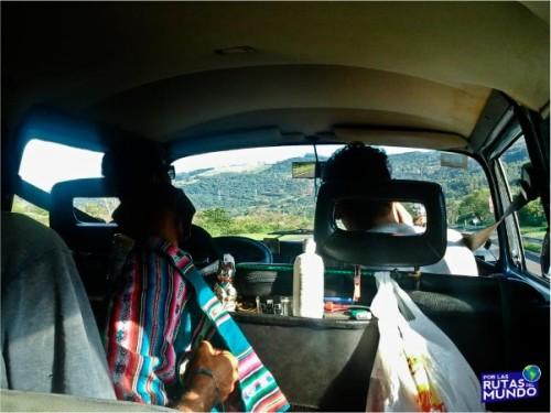 viajando en kombi desde florianopolis hasta buenos aires