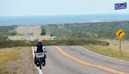 Viajando en bici por Mendoza