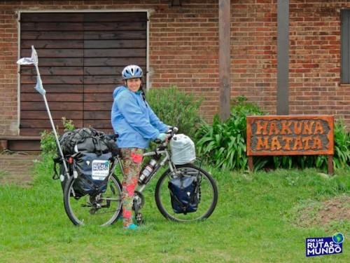 Viajar en bici por la costa de Uruguay