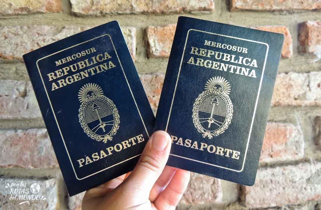 Por qué conviene viajar con pasaporte a países limítrofes