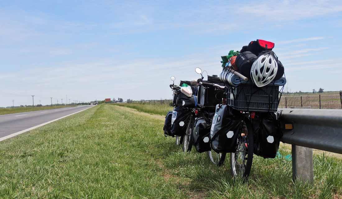 Cicloturismo: el detrás de escena de viajar en bicicleta