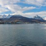 navegar canal beagle ushuaia en invierno