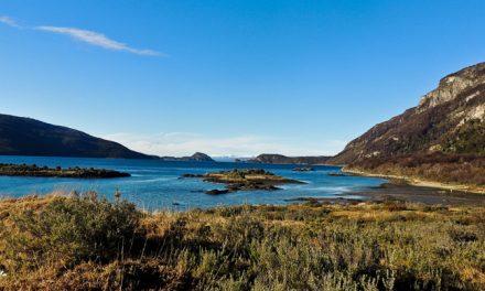 Perdidamente enamorada del Parque Nacional Tierra del Fuego