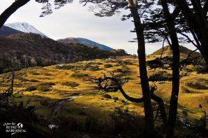 aventura trekking en ushuaia