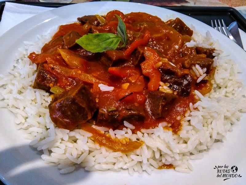 Dónde comer opciones veganas en Ushuaia