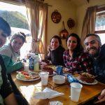 Refugio de montaña en Ushuaia
