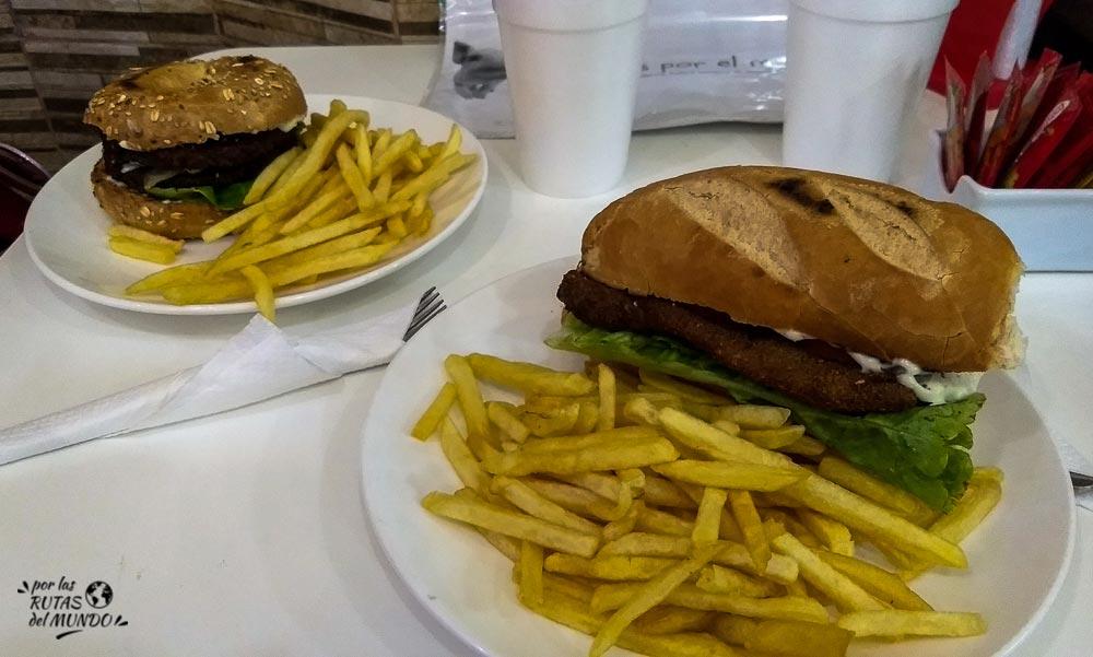 Donde comer vegano en Buenos Aires