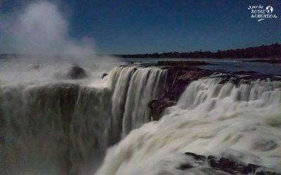 Paseo de noche con luna llena en Cataratas del Iguazú (info útil + experiencia)